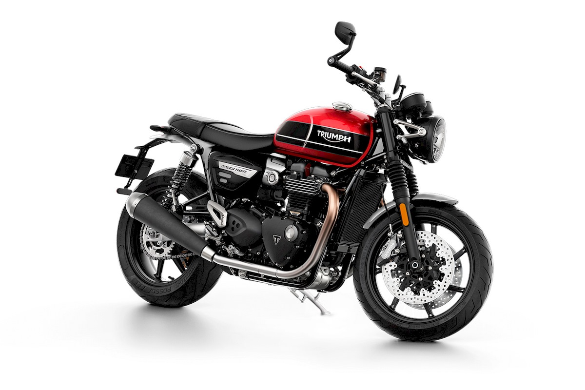 Image of TRIUMPH SPEED TWIN