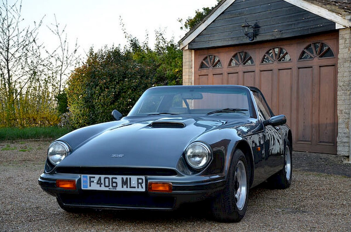 Image of TVR S4