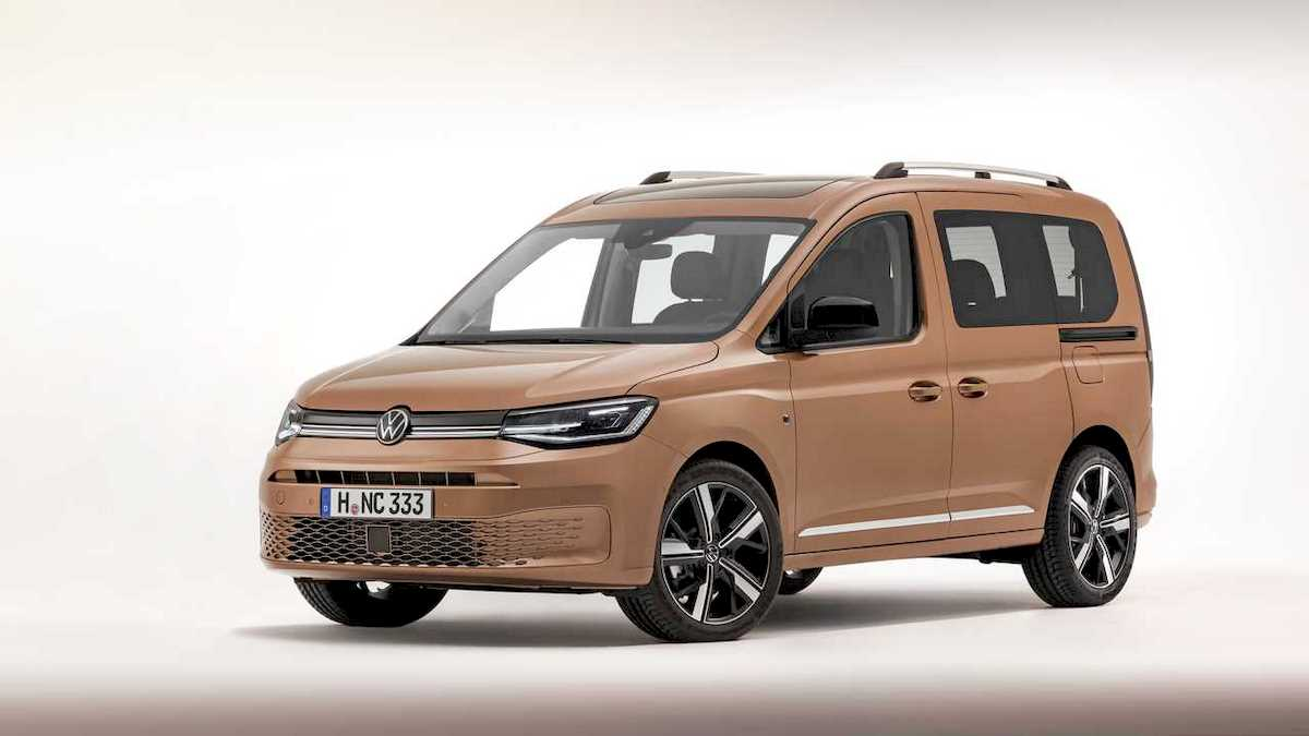 Image of VOLKSWAGEN CADDY