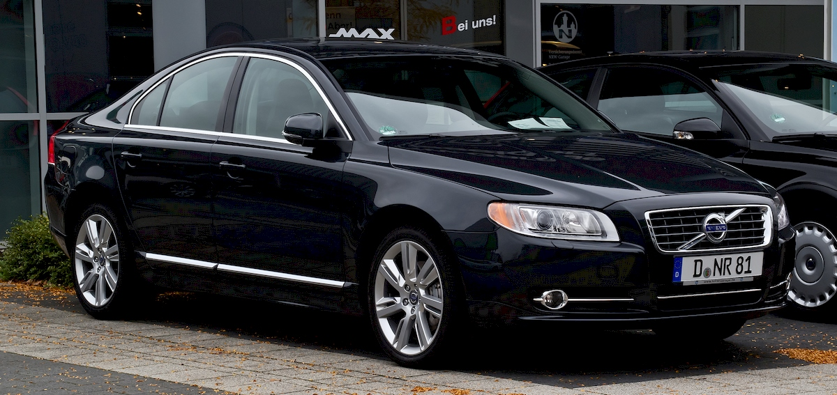 Image of VOLVO S80