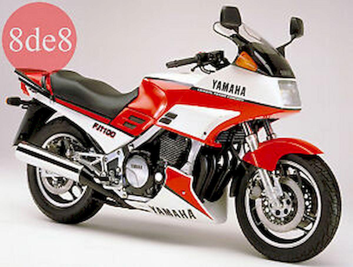 Image of YAMAHA FJ 1100