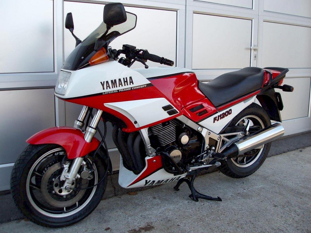 Image of YAMAHA FJ 1200