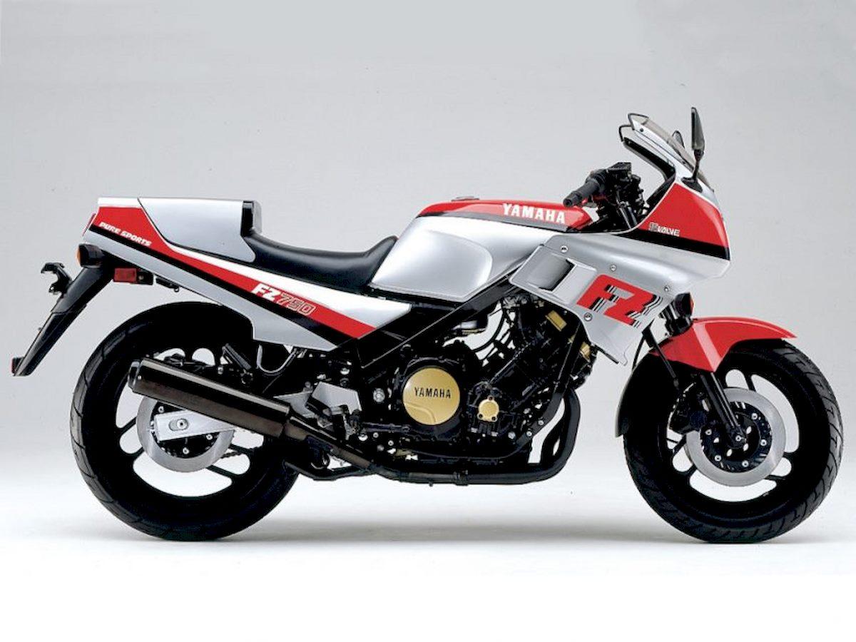 Image of YAMAHA FZ 750