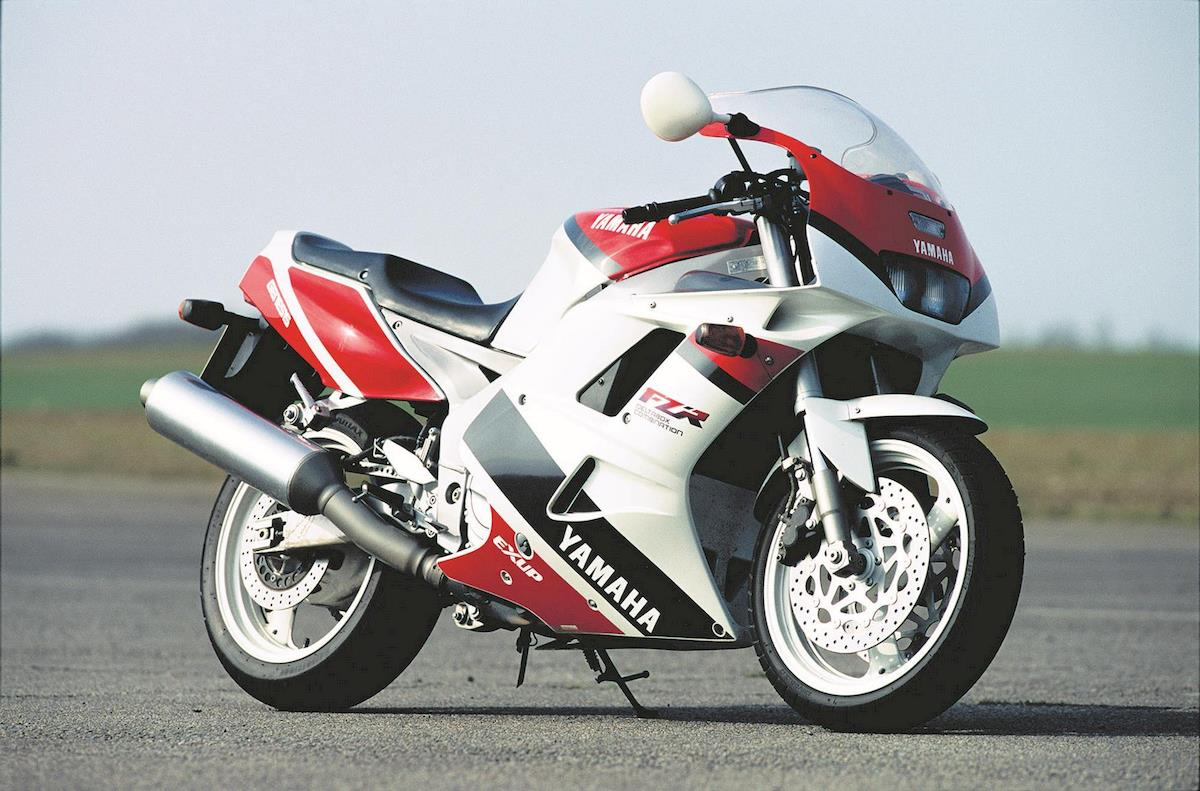 Image of YAMAHA FZR 1000