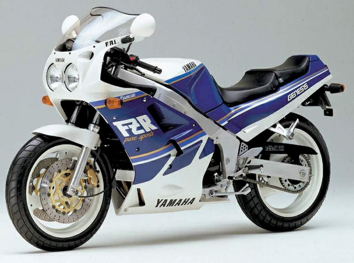 Image of YAMAHA FZR 750