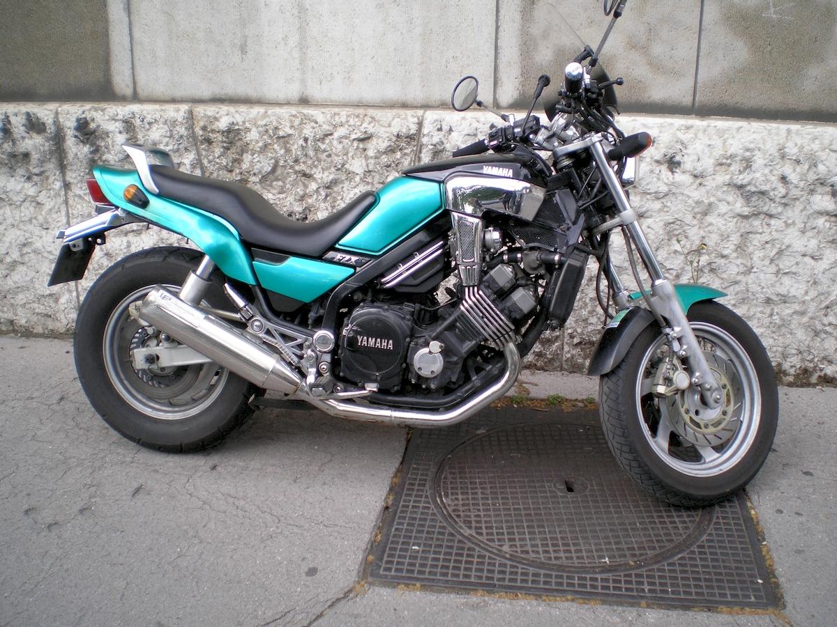 Image of YAMAHA FZX 700