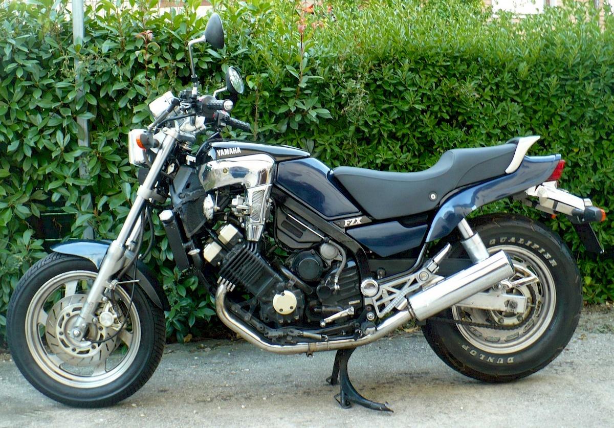 Image of YAMAHA FZX 750