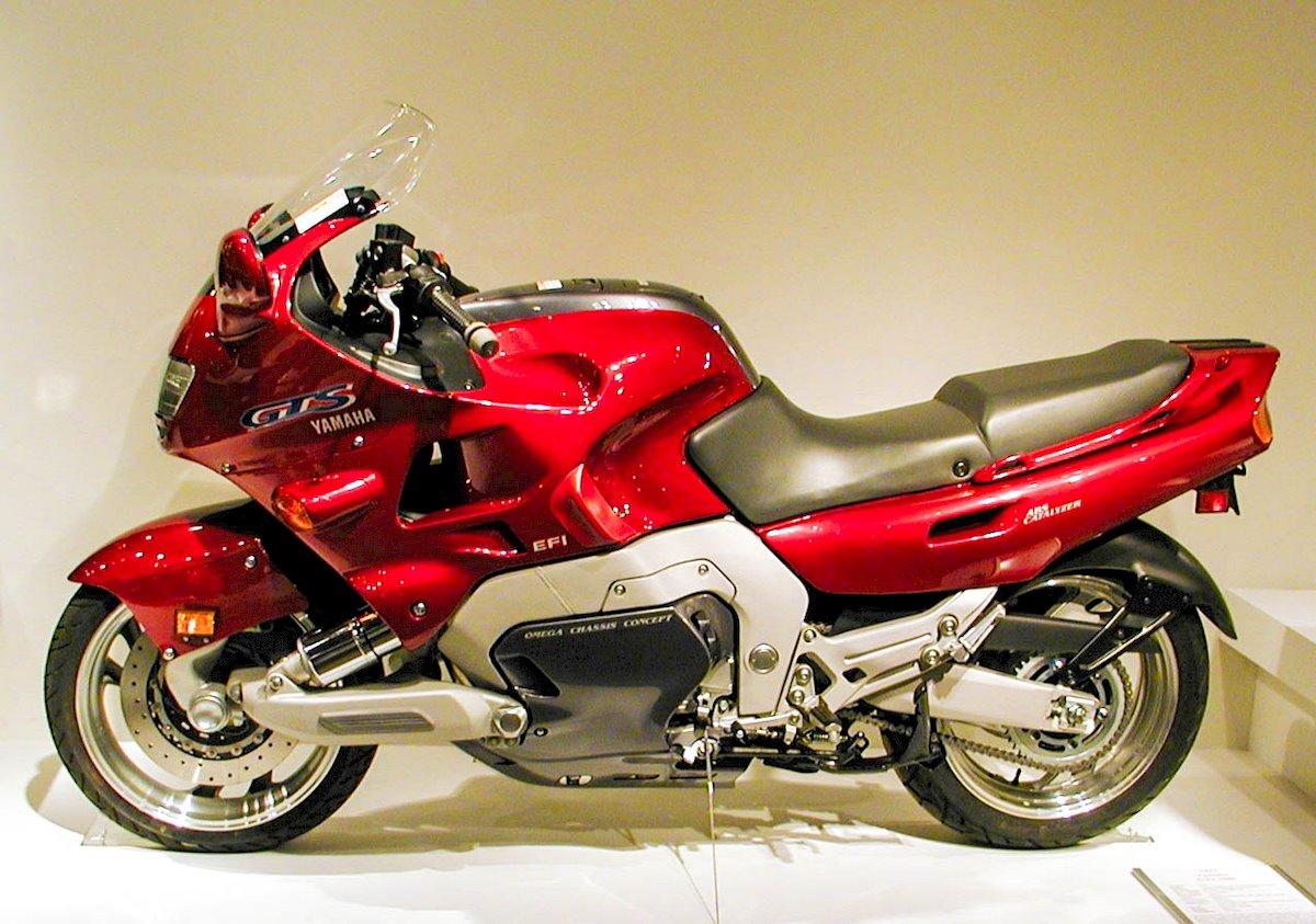 Image of YAMAHA GTS 1000