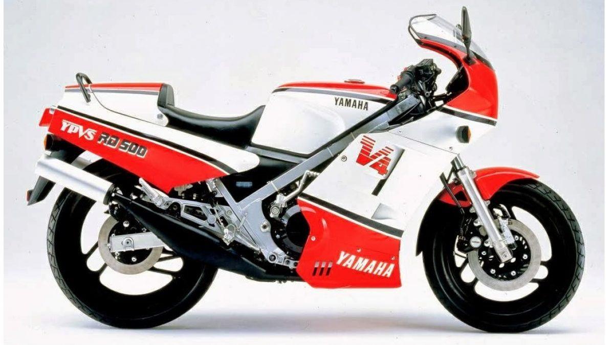 Image of YAMAHA RD 500