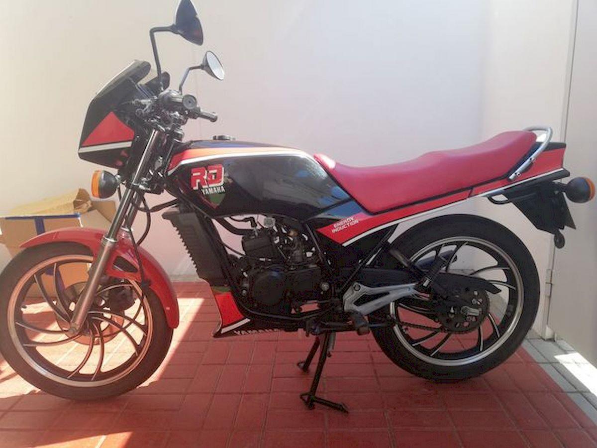 Image of YAMAHA RD 80