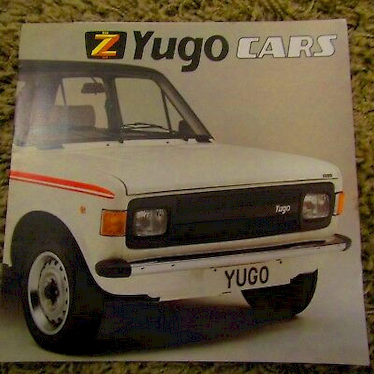 Image of YUGO ZLX
